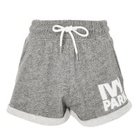 Logo High Waist Shorts by Ivy Park | Topshop