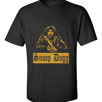Snoop Dogg Rap hip Hop Fashion T-Shirt