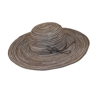 Wide Brim Raffia Straw Sun Hat