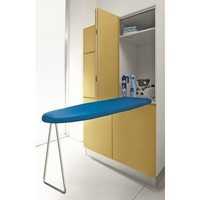 Tall laundry room cabinet with ironing board IDROBOX Idrobox Collection by Birex