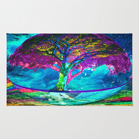 Tree of Life Meditation Rug by Tree Of Life Shop