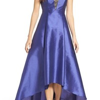 Adrianna Papell Casablanca Gown | Nordstrom
