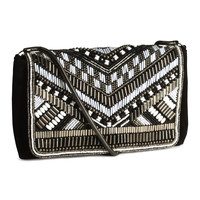 H&M Beaded Clutch Bag $34.95