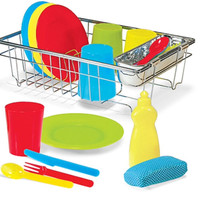 Lets Play House! Wash and dry