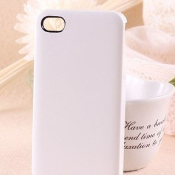 White iPhone 5 Case Bulk