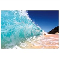 Rolling Wave Poster Dorm Shopping Essentials Decorate Your Dorm Room