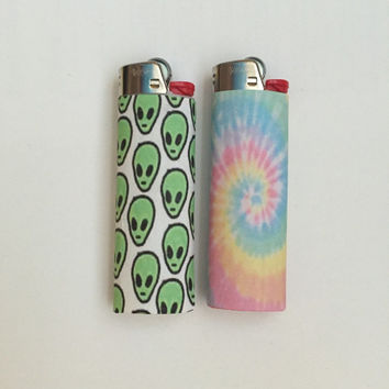 Alien Lighter Pack
