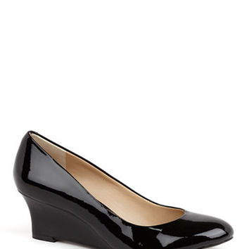 Arturo Chiang Arora Patent Leather Wedges