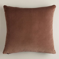 Rain Drum Velvet Throw Pillows - World Market