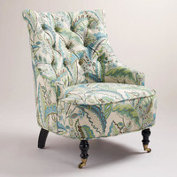 Fern Floral Erin Chair | World Market