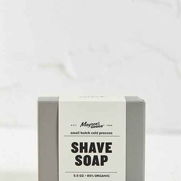 Mayron's Goods Shave Soap