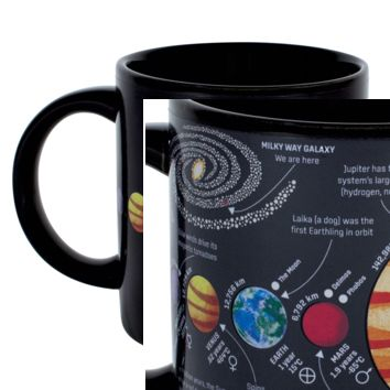 PHILOSPHERS GUILD PLANET MUG