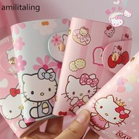 New Hello kitty 24 Card Holder yey-11194