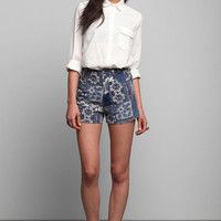 Urban Outfitters - Vintage '80s Printed Cotton Short