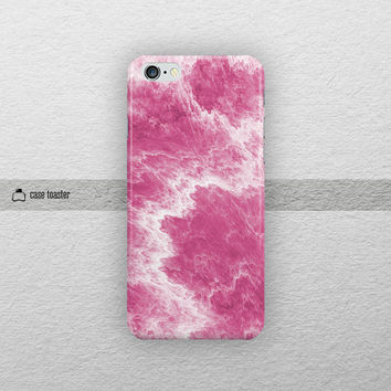 "Pink marble - iphone 6 case (4.7""), iphone 6 plus case (5.5""), iphone 5C case, iphone 5S case, iphone 5 case, iphone 4S case"