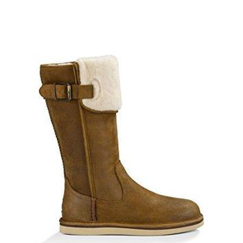 UGG Womens Wilowe Boots in Chestnut UGG Australia Womens