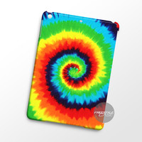 Tye Dye Circle iPad Case Case Cover Series