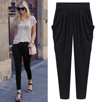 Shop Loose Pants For Women on Wanelo