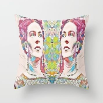 Throw Pillows Collection By Art Appreciation | Society6