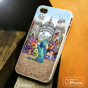 Monster Inc 2 iPhone 4(S),5(S),5C,SE,6(S),6(S) Plus Case