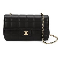 Chanel Vintage Mini Quilted Crossbody Bag - What Goes Around Comes Around - Farfetch.com