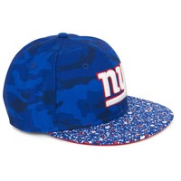 NY Giants 9Fifty Camo Print Snapback