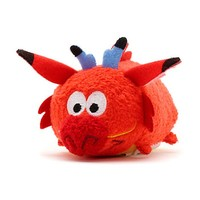 Disney Usa 25th Anniversary Mulan Mushu Mini Tsum Plush New with Tags