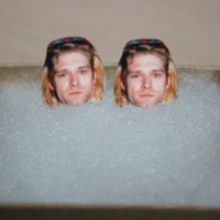 Celebrity Inspired Kurt Cobain Stud Earrings Jewelry