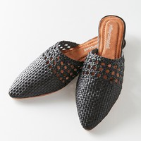Jeffrey Campbell Atrata Woven Mule   Urban Outfitters