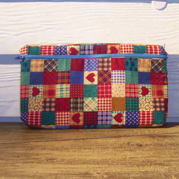 Fabric Cosmetic Bag