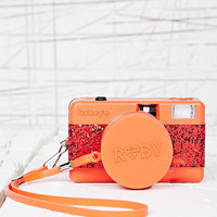 Lomography Fisheye Camera in Ruby - Urban Outfitters
