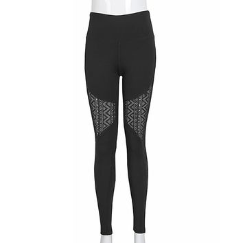 Sportswear Hot Sale Patchwork Yoga Pants Leggings [10831646151]