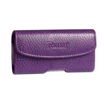 HORIZONTAL POUCH HP1022A LG LX260 RUMOR PURPLE 4.3X2X0.7 INCHES: Case Of 120