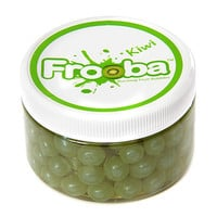 Kiwi Frooba Bursting Fruit Bubbles Jar