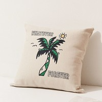 Chinatown Market For UO Whatever Forever Throw Pillow | Urban Outfitters