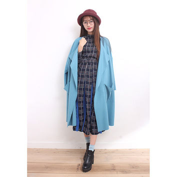 d/s by Drive Store Oversized Flyaway Wool Coat