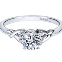 Cassie Engagement Ring Steven Singer Jewelers