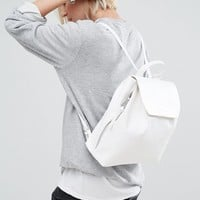 Fiorelli Blakely Flapover Backpack at asos.com