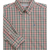 REEDY RIVER CHECK SPORT SHIRTStyle: 6367