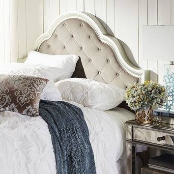 Hayworth Bella Upholstered Queen Headboard