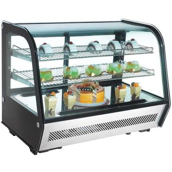 """Commercial Countertop Refrigerated Display Case 48"""""""