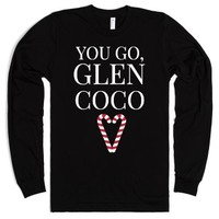 You Go Glen Coco Christmas American Apparel Long Sleeve-T-Shirt
