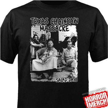 Texas Chainsaw Massacre - Salad Days [Guys Shirt]