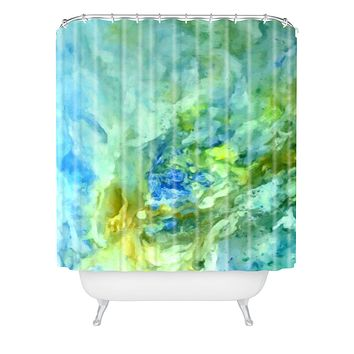 Rosie Brown Under The Sea Shower Curtain