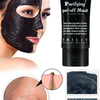 Black Mud Face Mask Blackhead Remover Deep Cleansing Peel Acne = 3852236484