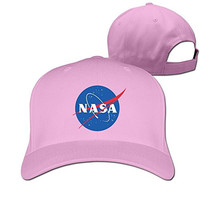 Nasa National Aeronautics And Space Administration Logo Baseball Snapback Cap