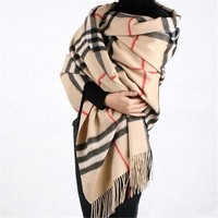 classic winter scarf  number 1