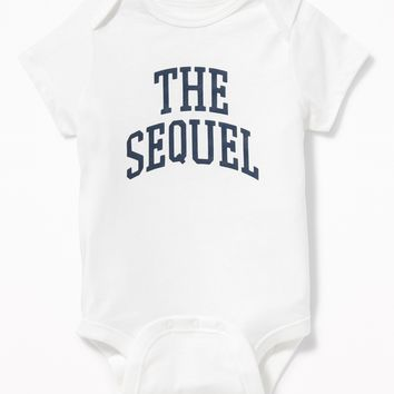Graphic Bodysuit for Baby|old-navy