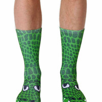 Crocodile Crew Socks