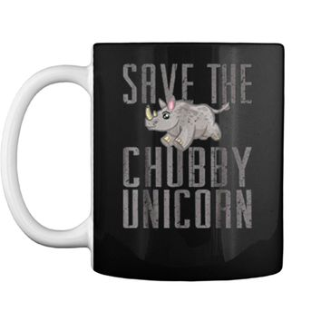 Save The Chubby Unicorns  Mug